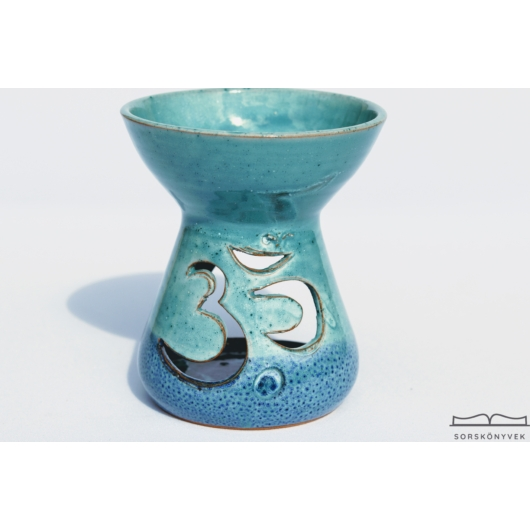 Aromalámpa kék Om
