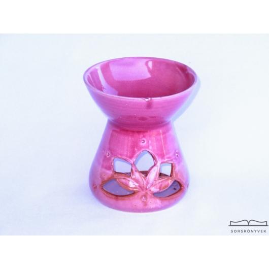 Aromalámpa rózsaszín lótusz