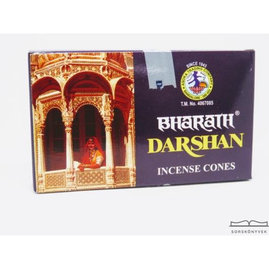 Barath Darshan kúpfüstölő