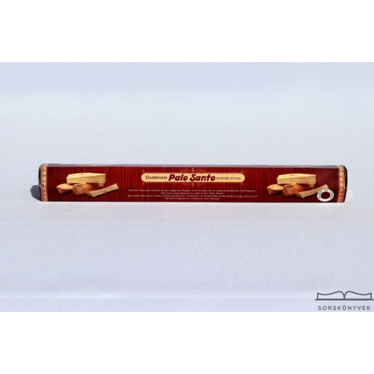 Darshan Palo Santo füstölő 20 db