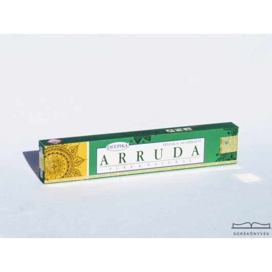 Deepika Arruda füstölő, 15g
