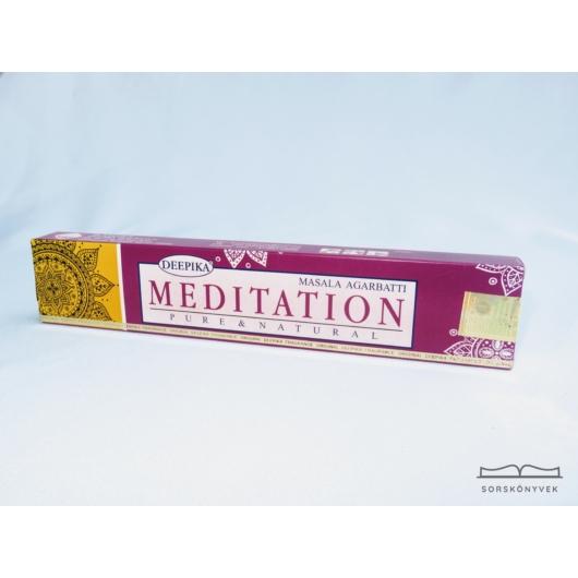 Golden Nag Meditation füstölő 15g