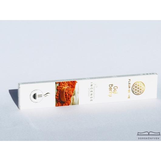 Élet virága - Goji bogyó füstölő, 16g