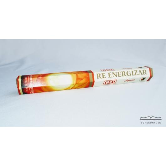 Gem Energizáló füstölő 20db