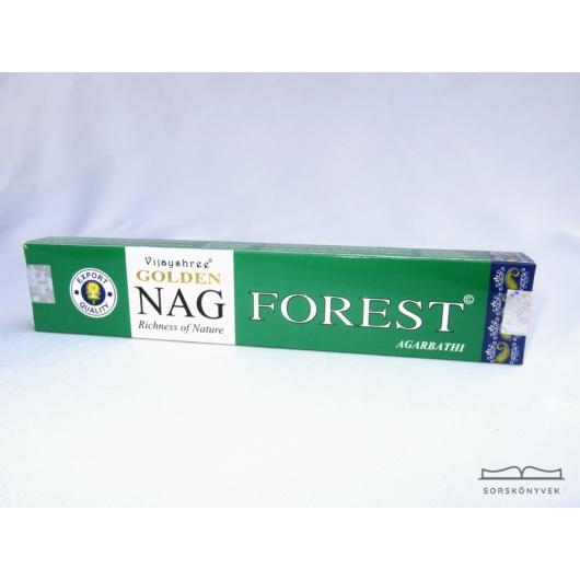 Golden Nag Erdő füstölő 15g