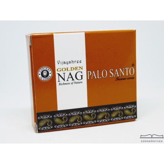 Golden Nag Palo Santo kúpfüstölő