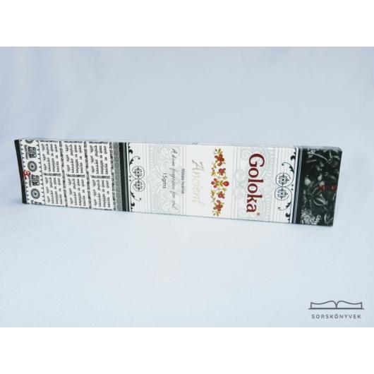 Goloka Ancient Ősi füstölő 15g