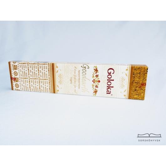 Goloka Goodearth agarfa füstölő 15g