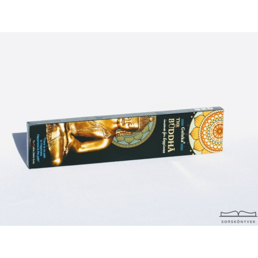 Goloka Buddha füstölő, 15g