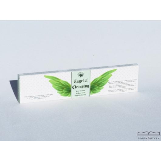 Green Tree Tisztítás Angyala füstölő, 15db