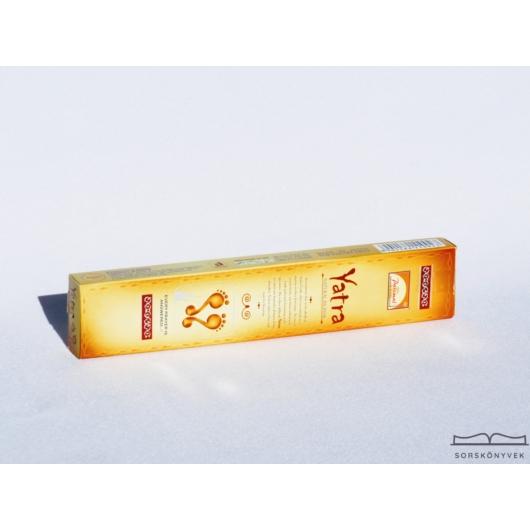 Parimal Yatra Zarándoklat füstölő, 15g