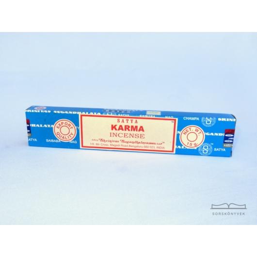 Satya Karma füstölő 15g