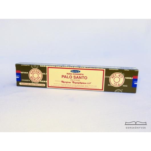 Satya Nag Champa Palo Santo tértisztító füstölő 15g