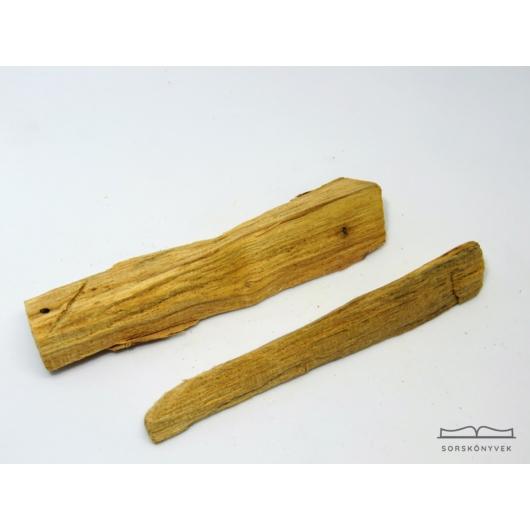 Palo Santo tértisztító füstölő 18g (105)