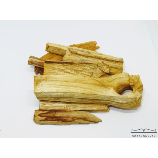 Palo Santo tértisztító füstölő 48g (130)