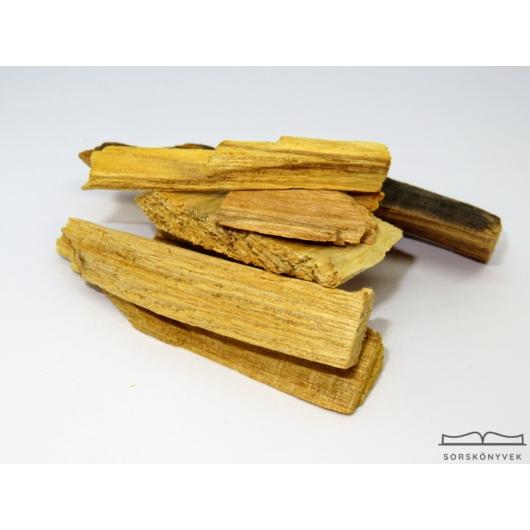 Palo Santo tértisztító füstölő 26g (131)