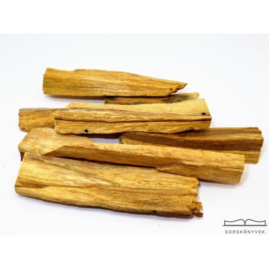 Palo Santo tértisztító füstölő 46g (134)