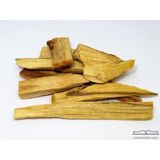 Palo Santo tértisztító füstölő 25g (139)