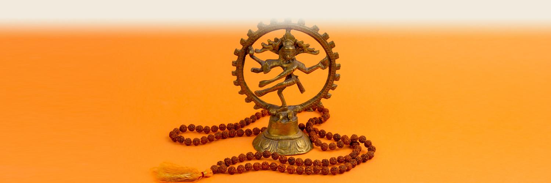 Áldott Rudraksha Indiából